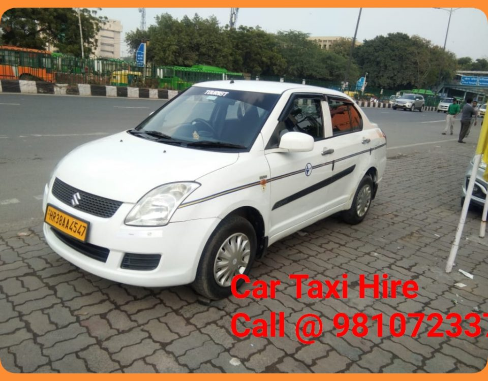 Car Taxi Hire in Delhi, Delhi Outstation Hire Car With Driver,